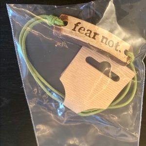 COPY - Fear Not Mud Love Bracelet
